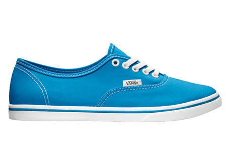 vans authentic lo pro diva blue