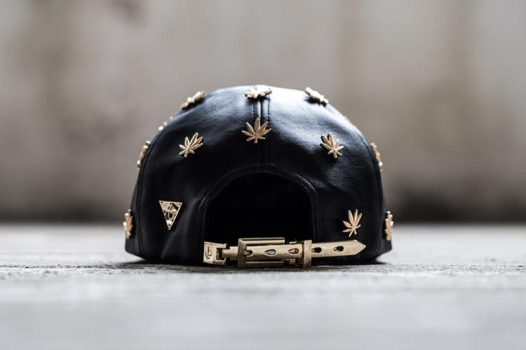 hater-snapback-gold-cannabis-studs-buckleback-cannabis-snapback-3